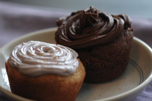 gluten-free vegan cupcakes